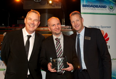 Broadband World Forum Innovation Award