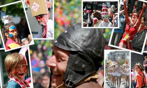 Zinneke Parade Flickr Set