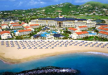 Marriott St Kitts Beachview