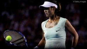Li Na US Open