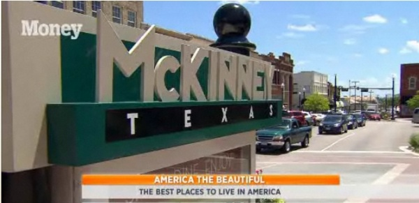 McKinney Best Place To Live