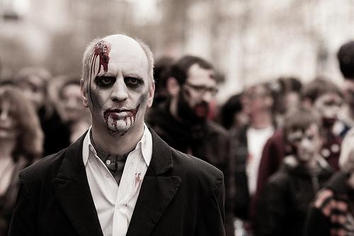 zombie bw jurgen 2012