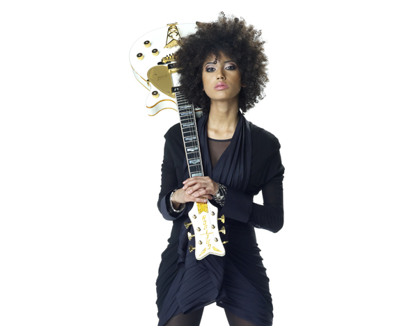 Looking still just as pretty - Andy Allo