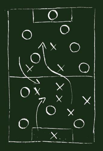 Raymond Soccer Tactics