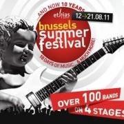 Brussels Summer Festival 2011