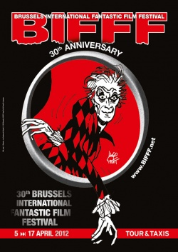 Poster BiFFF 2012