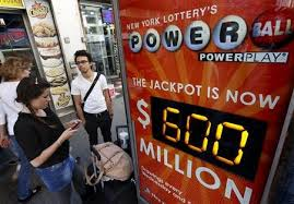 powerball 600m May 18 2013