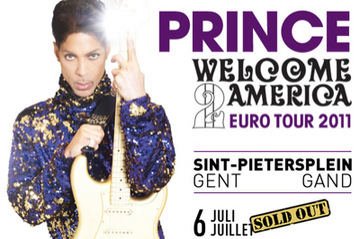 prince belgium gent july 6 2011