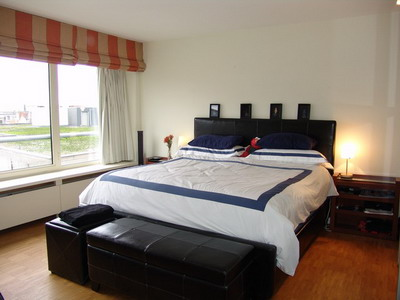 Bedroom Penthouse Antwerp