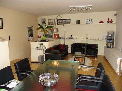 Living Room Apartment Antwerp