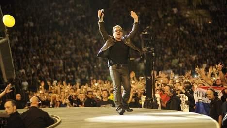 U2 Brussels Bono