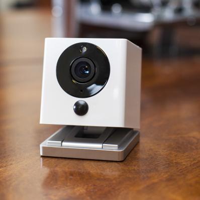 spot smart home camera