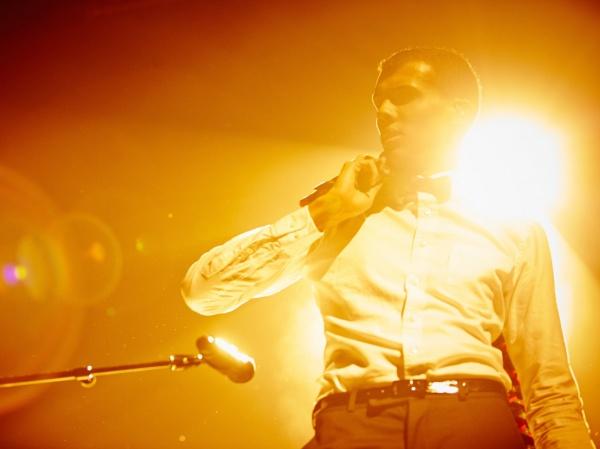 stromae live on stage