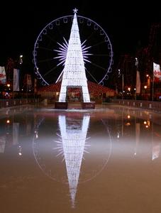 Ice Skating Ring at Winterpret